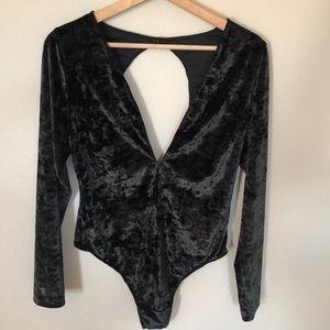 NWT Victoria's Secret body suit.